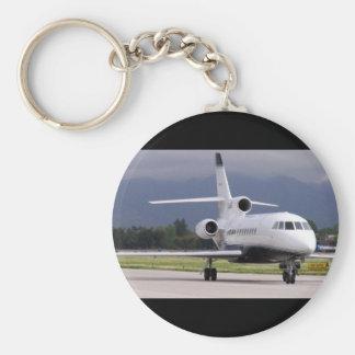 Falcon Jet Key Ring