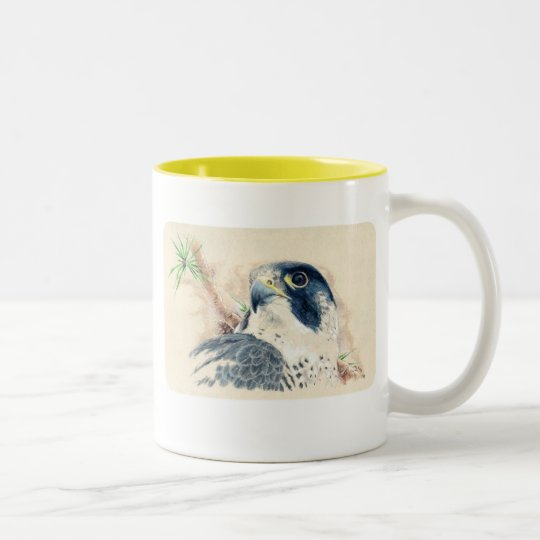 Falcon Two-Tone Coffee Mug