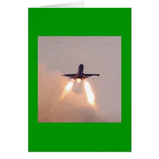 Falconet Launch Card