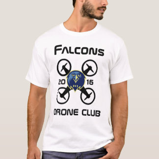 Falcons Drone Club T-Shirt