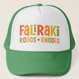 Faliraki Rhodes hats