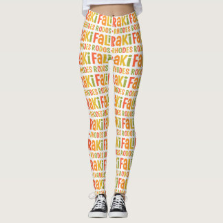 Faliraki Rhodes leggings