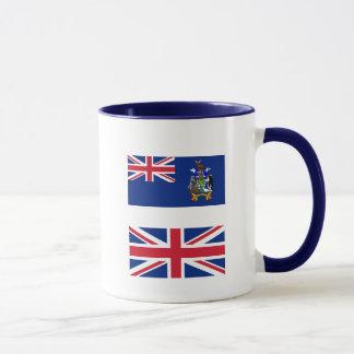 Falkalnd Islands - South Georgia Island Mug