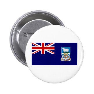 Falkland Islands Flag Pin