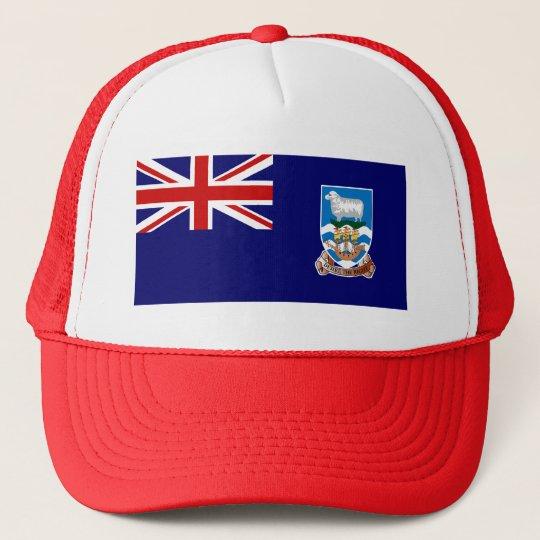Falkland Islands Flag Cap