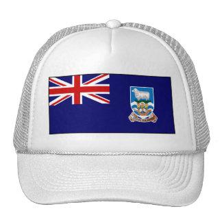 Falkland Islands Flag Trucker Hats