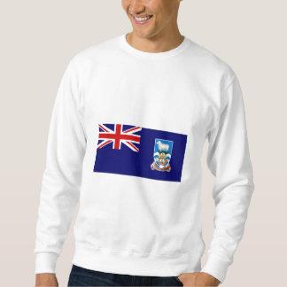 Falkland Islands FLAG International Sweatshirt