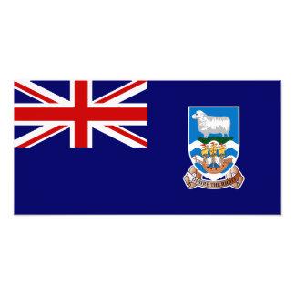 Falkland Islands Flag Photo Art