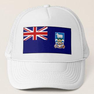 Falkland Islands Flag Trucker Hat