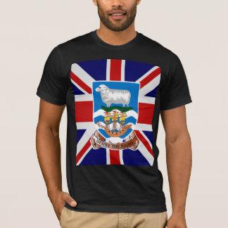 Falkland Islands High quality Flag T-Shirt