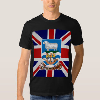 Falkland Islands High quality Flag T Shirts