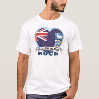 Falkland Islands Rock T-Shirt