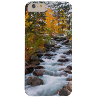 Fall along Bishop creek, California Barely There iPhone 6 Plus Case