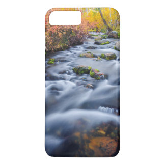Fall along Lundy Creek, California iPhone 8 Plus/7 Plus Case