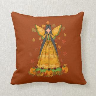 Fall Angel Pillow Cushion