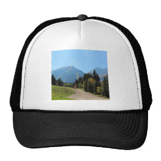 Fall at Sundance Ski Resort Hat
