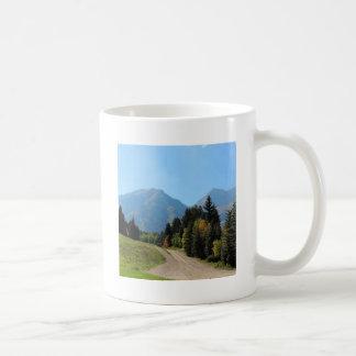 Fall at Sundance Ski Resort Coffee Mugs