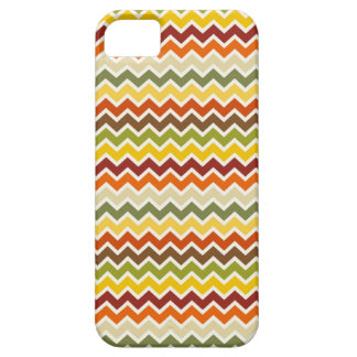 Fall Autumn Thanksgiving Chevron Zigzag Pattern iPhone 5 Covers