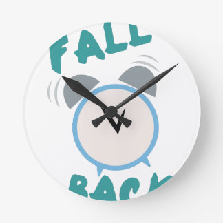 Fall Back Clocks