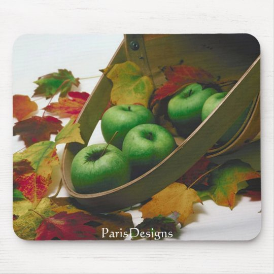 Fall beauty mouse pad