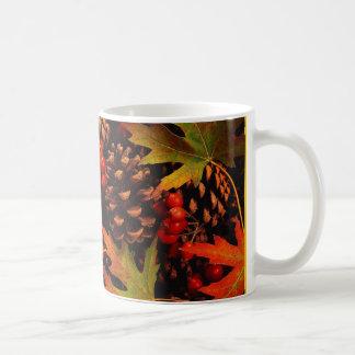 fall berries mug