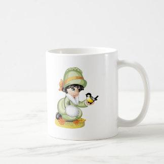 Fall Birds Coffee Mug