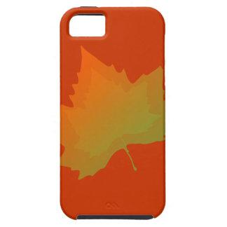 Fall Canadian Maple Leaf Autumn Season iPhone 5 Covers