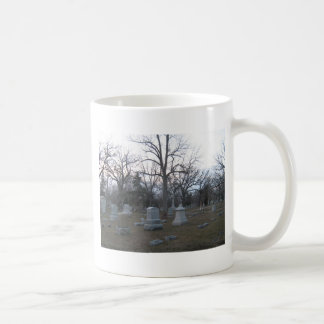 Fall Cemetery by Bob Markin Coffee Mug