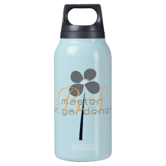 Fall Collection Master Gardener Add Initials Insulated Water Bottle