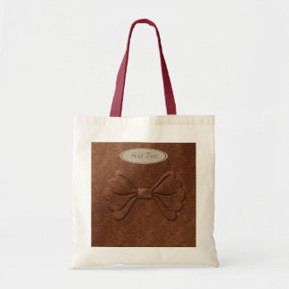 Fall Collection: Personalized Giant Bow Tote