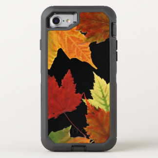 Fall Colors Autumn Leaves OtterBox Defender iPhone 7 Case