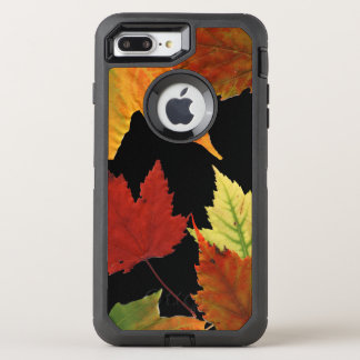 Fall Colors Autumn Leaves OtterBox Defender iPhone 7 Plus Case
