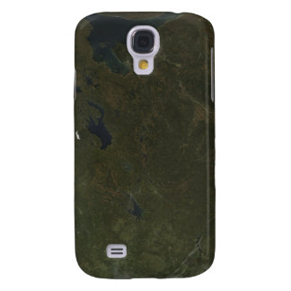 Fall colors in northwestern Russia Galaxy S4 Case