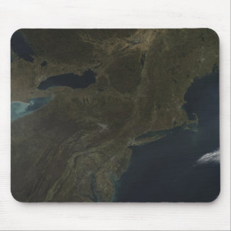 Fall colors in the eastern United States Mouse Mat