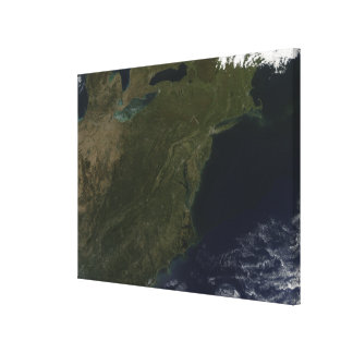 Fall colors in the northeastern United States Canvas Print