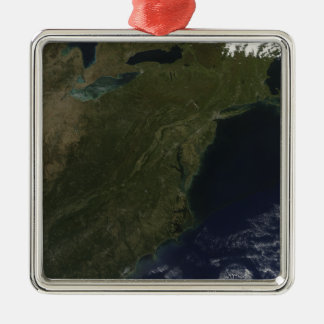 Fall colors in the northeastern United States Christmas Ornament