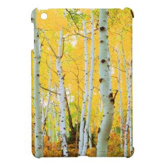 Fall colors of Aspen trees 1 iPad Mini Cases