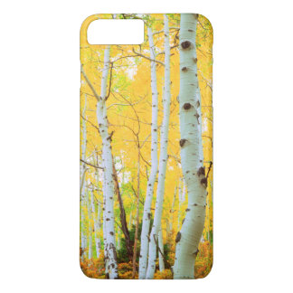 Fall colors of Aspen trees 1 iPhone 8 Plus/7 Plus Case