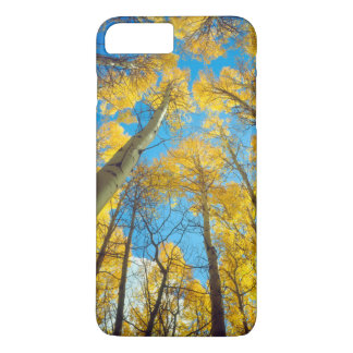 Fall colors of Aspen trees 2 iPhone 8 Plus/7 Plus Case