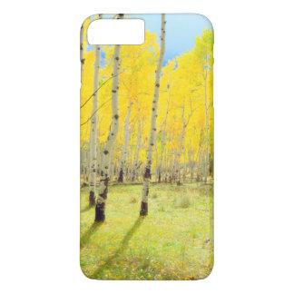Fall colors of Aspen trees 4 iPhone 8 Plus/7 Plus Case