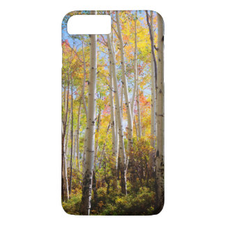 Fall colors of Aspen trees 5 iPhone 8 Plus/7 Plus Case