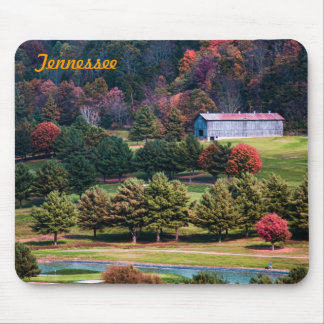 Fall Colors of Tennessee Mousepad