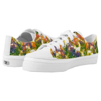 Fall Colors Sneakers