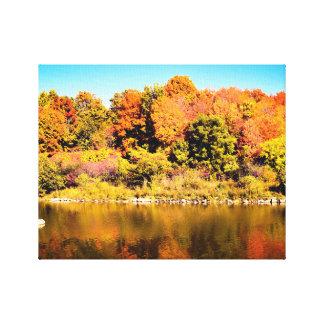 Fall Colours Ontario Photo Print