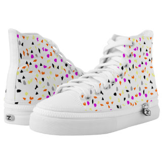 Fall Confetti High Tops