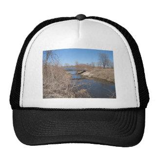 fall creek trucker hat