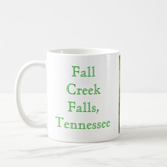 Fall Creek Falls Coffee Mug