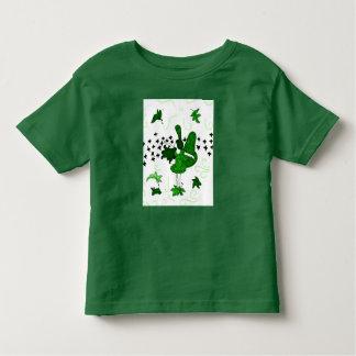Fall Fairy Toddler T-Shirt (Green)