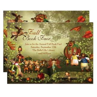 Fall Fairytale Invitation