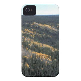 FALL FIELDS SCENIC LANDSCAPE Case-Mate iPhone 4 CASE